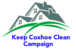 Image showing Keep Coxhoe Clean Campaign logo