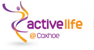 Image of Active Life @Coxhoe Logo