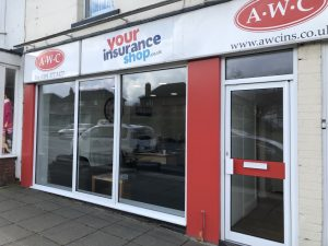 Photo of the AWC shop in Church Street