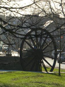 Coxhoe Pit Wheel