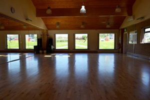 Active Life Centre the dance studio