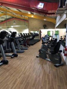 training machines in Active Life Centre