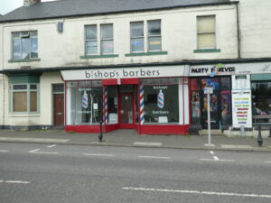 Bishops Barbers and Party Forever